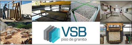 Empresa vsb piso de granito for Fabrica de granito
