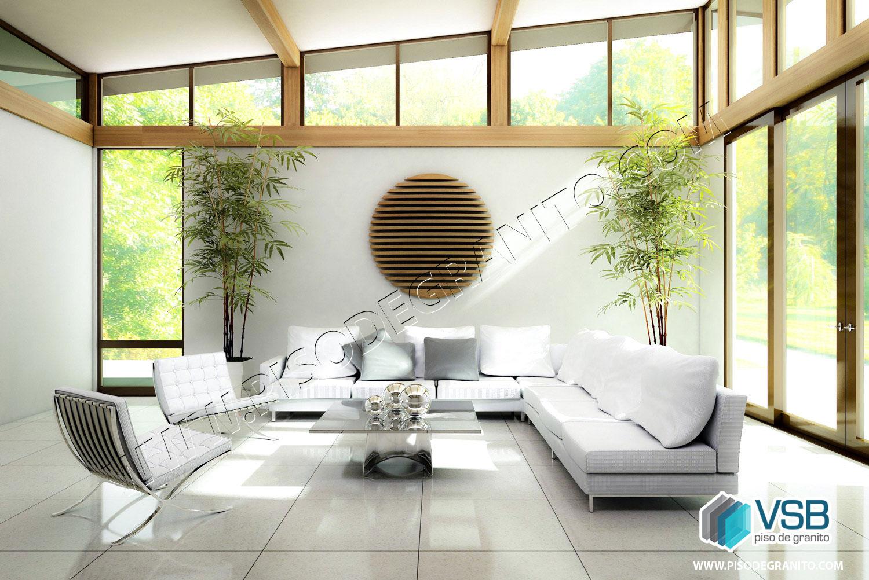 Granito branco siena vsb piso de granito for Modelos de granitos para pisos