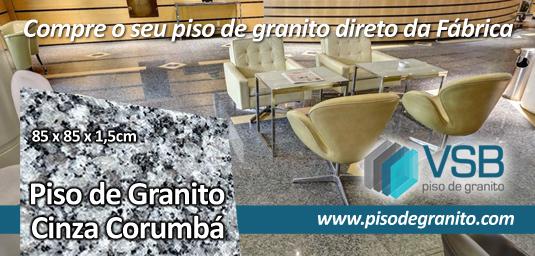 Granito Cinza Corumbá