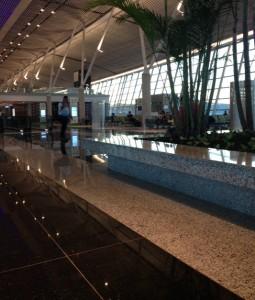 granito Aeroporto de Brasília