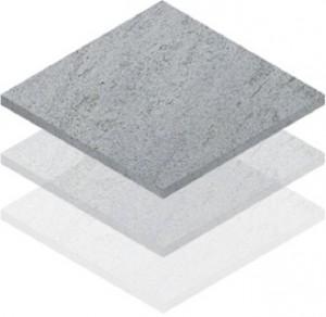 Piso de Granito Branco VSB - Aqualux